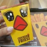 『BURGER KING(バーガーキング)のチキンフライを食べてきたよ!』の画像