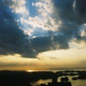 2007 ベストツーリングポイント 夕暮れの松島 壮観(大高森)