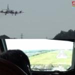 【動画】海上自衛隊公式「艦Tube」=「哨戒機P-3Cで着陸してみた! 」