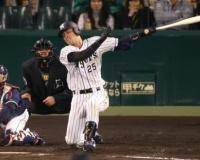 【驚愕】江越大賀(23)、4試合連続ホームラン!!!!