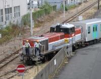 『西武鉄道 40000系出場』の画像