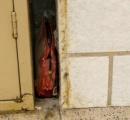 壁とロッカーの間から1957年のハンドバッグを発見 米オハイオ州の中学校
