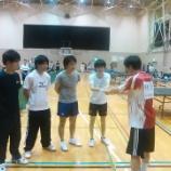 『第33回 柴田町卓球協会卓球大会』の画像