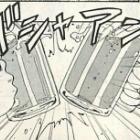 『トリコ食事シーン24巻4(四獣戦打ち上げ)』の画像