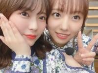 【乃木坂46】新内眞衣と岩本蓮加の最高のツーショット!!!