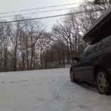 『昨夜も雫石は雪が積もりました。』の画像