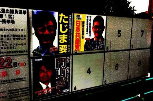 【画像あり】長谷川豊さん、選挙ポスターを剥がされる嫌がらせを受ける のサムネイル画像