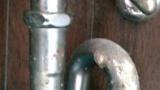 【たすけて】パイプユニッシュ入れて半日放置したら排水管に穴開いてワロタwww(※画像あり)