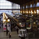 『ヨーロッパの旅 ~【パリ北駅散歩します】』の画像