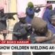 ボコ・ハラム、「子ども兵士」多数の画像公表 訓練基地か