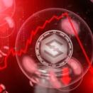 【悲報】朝から約5%下降してしまったIOST、これから上昇傾向なるか・・・!?アイオーエスティー(IOST)リアルタイム 2021/04/16 16:21