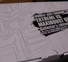HG エクストリームガンダム&エクリプス-Fパーツ(EXVS. 10th ANNIVERSARY COLOR Ver.)