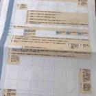 『入院から手術までの予定表』の画像