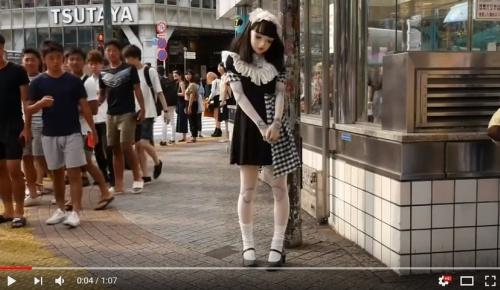 日本の「生きた美少女ドール」橋本ルルを見た海外の反応