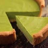 『豆腐抹茶タルト作るよぉ』の画像