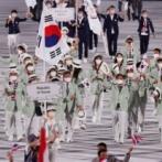 韓国人「次のオリンピック、韓国選手団入場の際は必ずこの写真を使え」