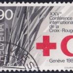 外国使用済み切手から世界を覗く