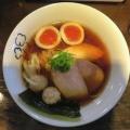 鶏喰~TRICK~@吉野町(神奈川県) 「鶏の醤油らーめん」