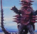 ウルトラマンAの超獣のデザインは今見ても不気味な奴が多い