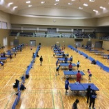 『第45回宮城県卓球協会会長杯争奪卓球大会 結果【 仙台ジュニア 】』の画像