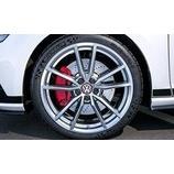 『【スタッフ日誌】VW Golf7.5 R Performance Front Brake Rotors Set人気です!!』の画像