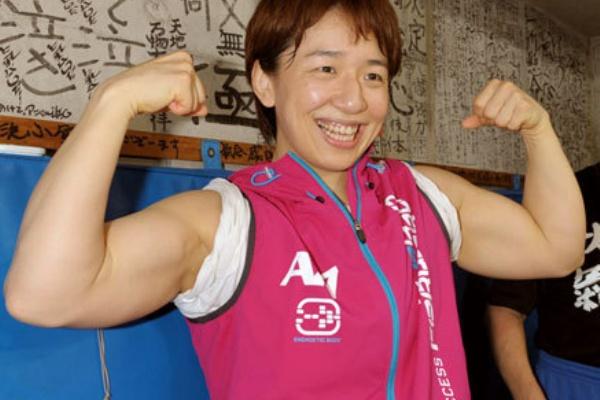 年齢 浜口 京子 レスリング浜口京子さん苦手な人いますか?バラエティ番組を見ててなんか