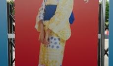 【乃木坂46】浴衣姿の遠藤さくらと金川紗耶のスタイルが素晴らしい!