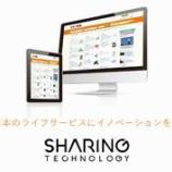 『シェアリングテクノロジー(3989)-JPモルガンアセットマネジメント(共同保有者の減少)』の画像