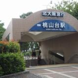 『【桃山台】 北大阪急行 桃山台駅 構内』の画像