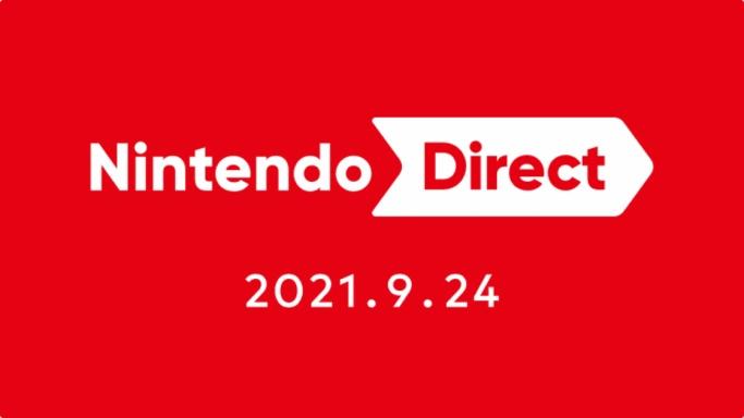 「Nintendo Direct 2021.9.24」が放送決定     放送時間は約40分