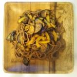『全粒粉スパゲティーをもちもちにする方法。重曹を使おう!』の画像