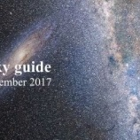 『11月の星空ガイド』の画像