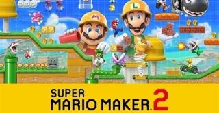 【ゲーム売上】Switch『マリオメーカー2』、Switch『パワプロ』の初週売上が公開!