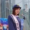 『瀬戸麻沙美さんの警察官制服姿が話題に』の画像