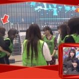 『【欅坂46】渡邉理佐が菅井友香のズボンをバックからずり上げる衝撃映像がこちら・・・』の画像