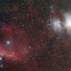 『馬頭星雲からM42大星雲までの分子雲』の画像
