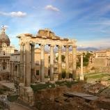 『行った気になる世界遺産 ローマ歴史地区 フォロ・ロマーノ』の画像
