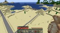 ピラミッド区のミニピラミッド集落に雑貨屋を作る