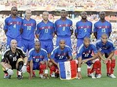 サッカーフランス代表、移民だらけ…