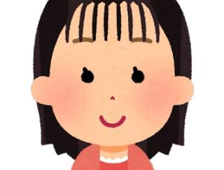 【朗報】女の子の間で謎に流行ってた前髪スカスカスダレヘア、無事廃れるwwywwywwywwywwywwy【 シースルーバング】