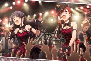 【ミリシタ】イベント「プラチナスターツアー~ハーモニクス~」の固有モーションが追加されてる!