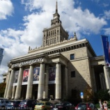 『ポーランド旅行記32 ワルシャワの街が一望できる文化科学宮殿』の画像
