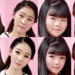 【中国】かわいくない女性グループが話題!見るに忍びずネット民が画像修正 [海外]