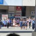 2014年 第41回藤沢市民まつり2日目 その5(藤沢駅南口大パレード・海の女王2014)の5