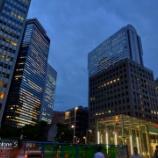 『【写真】 Asus Zenfone 5z の作例7 新宿夜景 / ポートレートモード活用』の画像