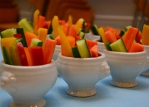 苦手な野菜でもスティックにすると食える不思議