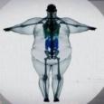 【画像】人間がジャンクフードを与えまくってデブになった野生の猿、ダイエットを開始。 #肥満 #デブ