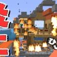 【カズチャンネル】【カズクラ2021】やべべ!ドズルさんの家燃やしてしまいました。。。マイクラ実況 PART27