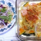 『夕食に、』の画像