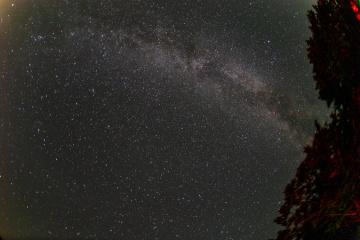 ペルセウス座流星群2013